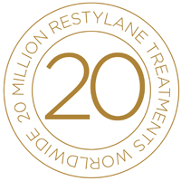 Restylane 20 million treatment